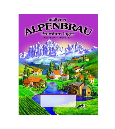 Alpenbrau Unfiltered